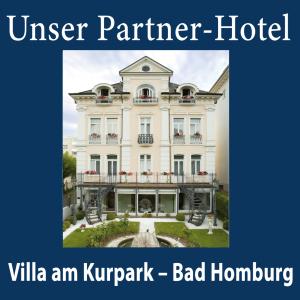 Partner-Hotel Villa am Kurpark in Bad Homburg